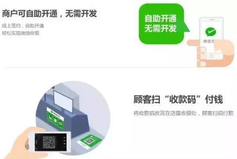 德讯神将秒  ,安卓抖音达人  _微信业务好消息:微信支付功能上线插图