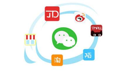 友讯金雀秒  ,企业微信系列_金字塔下微信商圈哪里卖货插图