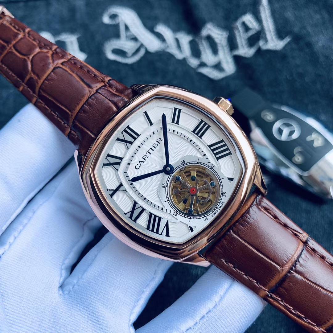 卡地亚-CARTIER手表一件代发 高质量手表